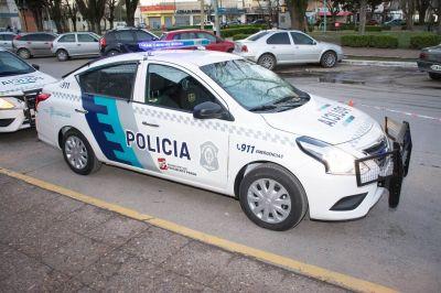Nuevos patrulleros en Presidente Perón