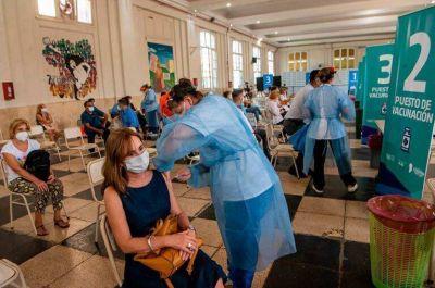 Córdoba ya colocó más de cuatro millones de dosis contra el coronavirus