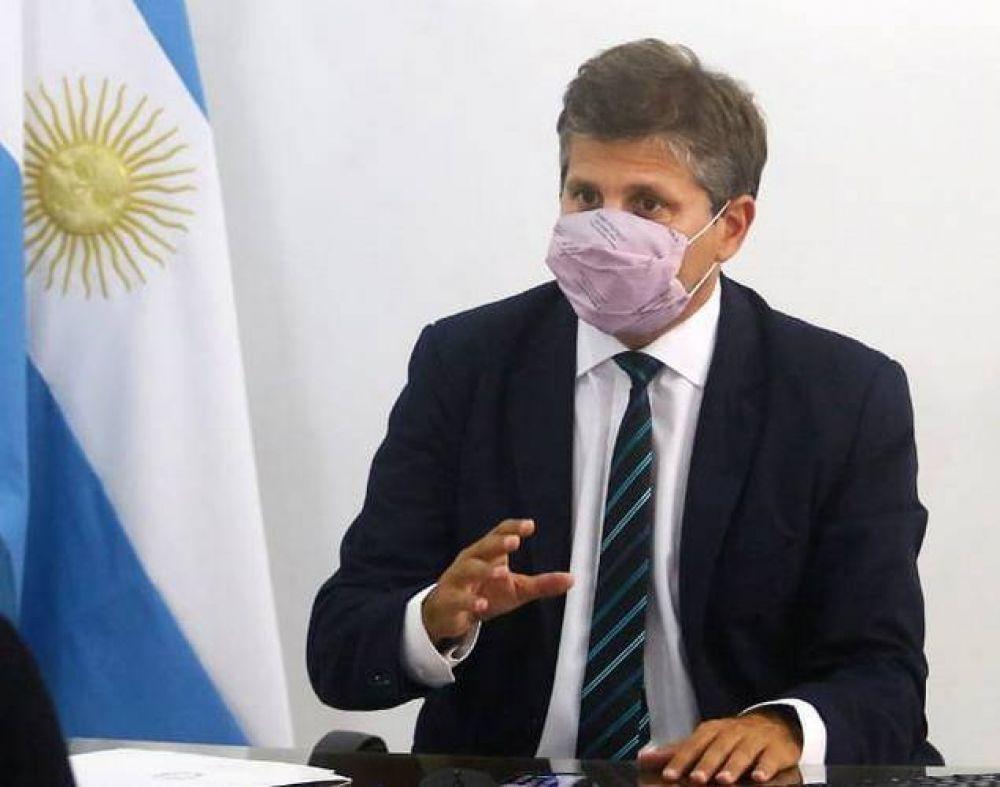 """Ariel Ciano: """"Somos optimistas de cara a estas elecciones y de cara al 2023"""""""