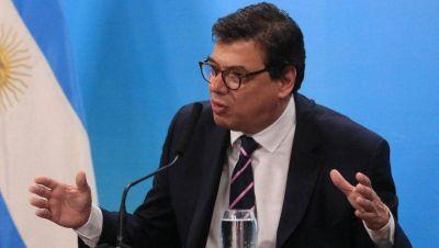 Moroni confirmó que a fin de mes volverá a reunirse el Consejo del Salario
