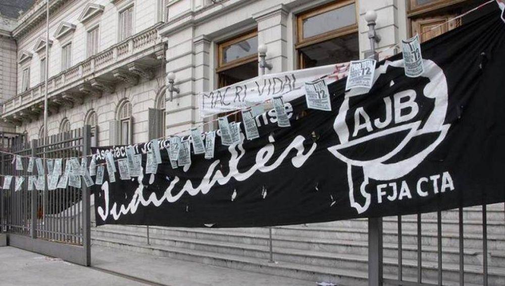 Los judiciales bonaerenses también fueron convocados para continuar la discusión salarial