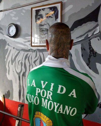Moyano manda a «Patón» Basile a militar en el gremio de boxeadores y le pide a Santa María que no proteja «traidores»