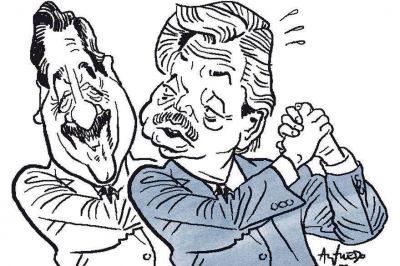 La economía, ante el alarmante espejo de Alfonsín