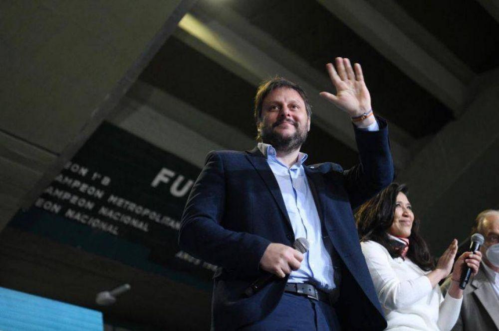 El FdT cerró su campaña electoral con un fuerte mensaje por la reactivación económica
