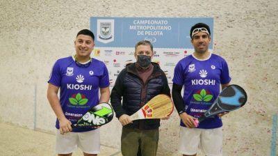 Fernando Gray visitó el Club Social y Deportivo Esteban Echeverría