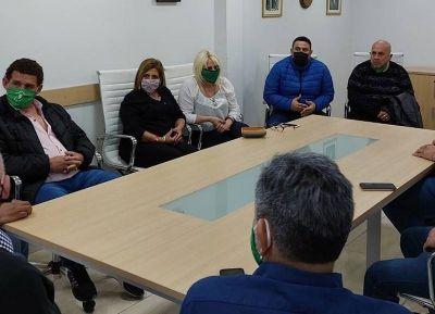 Presencia berissense en la Federación de Sindicatos de Trabajadores Municipales de la Provincia
