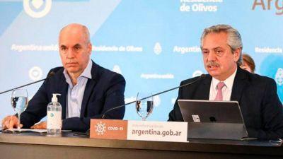 Los dilemas políticos que enfrentarán Alberto Fernández y Rodríguez Larreta cuando conozcan los resultados de las PASO