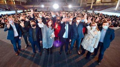 El Presidente y Cristina ratificaron su compromiso de defender