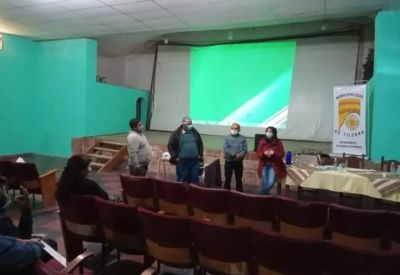 GIRSU. Reunión con Municipios del Sistema Quebrada de Humahuaca