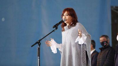 El campo contra Cristina Kirchner: