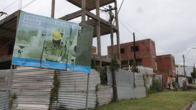 Morón: Aprobaron la construcción de 60 viviendas