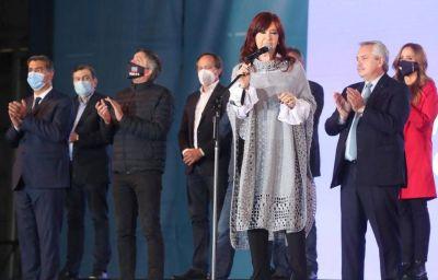 """CFK le advirtió a Alberto """"no podemos permitir el cierre» de la planta de Dow y el gremio pide que la declaren de «utilidad pública»"""