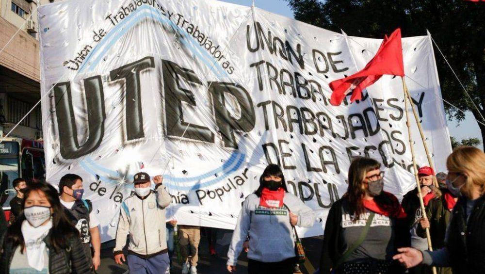 En caso de entrar a la CGT, el sindicato de informales podría convertirse en el de mayor canidad de afiliados
