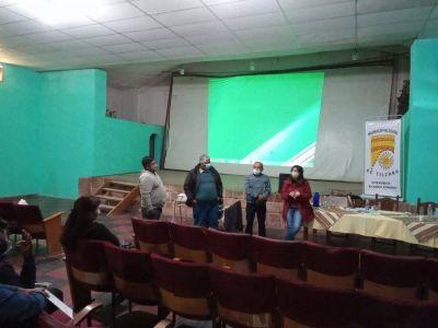 Reunión con Municipios del Sistema Quebrada de Humahuaca