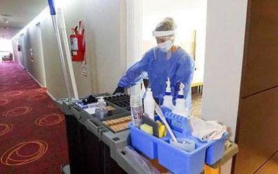 Capacitación virtual sobre el Protocolo COVID 19 para trabajadores y trabajadoras de hotelería y gastronomía