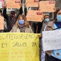"""""""Luego de 550 días de pandemia, no se prioriza a salud para las recategorizaciones"""""""