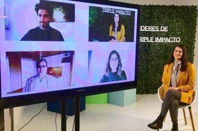 Jóvenes con impacto: tres empresas con ADN sustentable que pasaron por el evento de El País