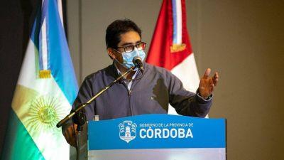 El ministro de Salud Diego Cardozo recibió el alta médico