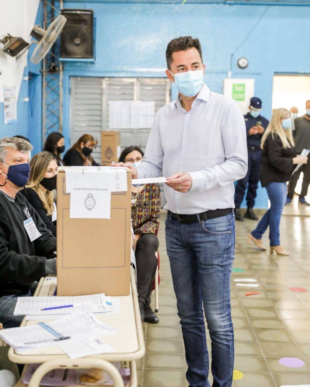 #PASO2021 | Calvo: 'Votar consolida nuestro sistema democrático'