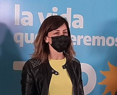 """Virginia Sívori (Frente de Todos): """"Para nosotros esto es un piso en esta primera etapa"""""""