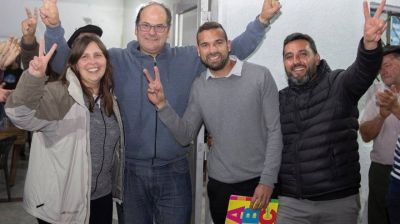 Tordillo: triunfo del candidato del Frente de Todos
