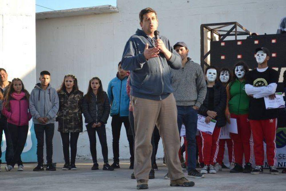 En Gral. Alvarado ganó el candidato del oficialismo, pero Juntos hizo una excelente elección