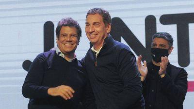 Diego Santilli celebró y apostó por la unidad para noviembre