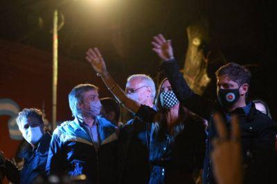 Arias venció en la interna del Frente de Todos en La Plata