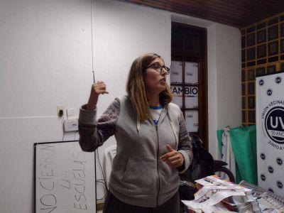 Rita Sallaberry, la ganadora de la interna de Juntos