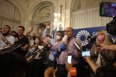 PASO 2021: Tucumán le da una de las pocas alegrías al Frente de Todos
