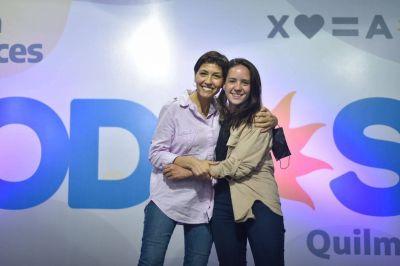 Quilmes: fuerte caída para la lista impulsada por la intendenta Mendoza