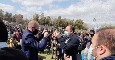 PASO: en Lomas, se impuso ampliamente el Frente de Todos