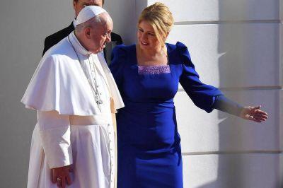 """En el corazón de Europa, reclamo del Papa para la integración: """"Ninguno puede aislarse, como individuo o nación"""""""
