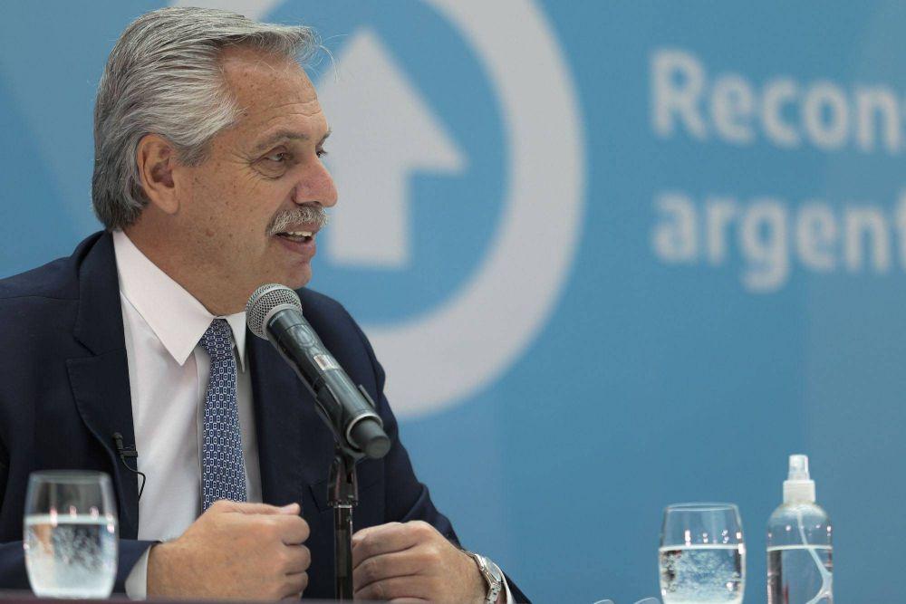 Tras la derrota en las PASO 2021, Alberto Fernández anunciará obras en 15 provincias