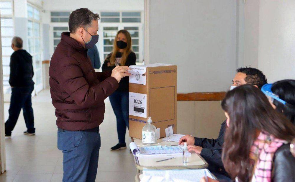 Números finales en Esteban Echeverría: victoria del Frente de Todos con el 39% de los votos