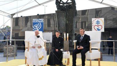 El Papa a los judíos: sigan siendo signo de bendición para las familias de la tierra