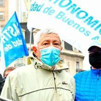 Se partió la conducción de la UTHGRA Capital y Camaño tendrá lista opositora