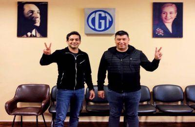 Visión de Unidad. Las dos Juventudes Sindicales se reunieron en la CGT