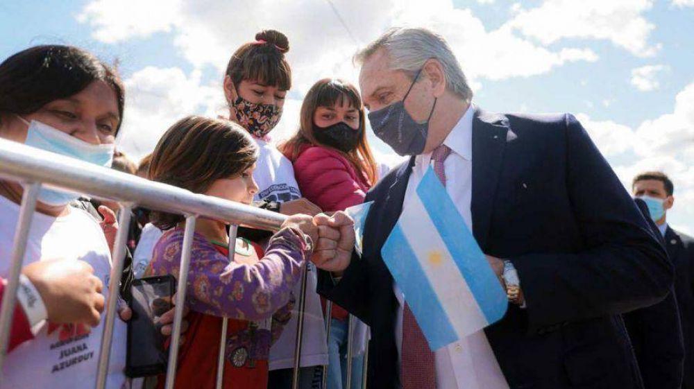 Tras las PASO, Alberto Fernández prometió