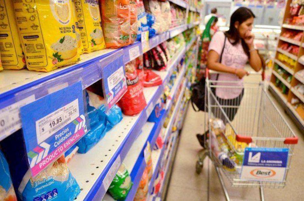 La inflación de agosto fue de 2,5% y acumula 5 meses consecutivos en baja