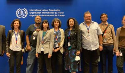La ITF y la OIT participaron de un encuentro para debatir sobre el futuro del transporte público