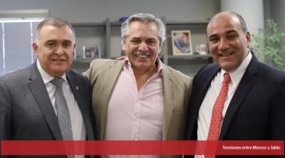 Manzur y Jaldo siguen sacándose chispas en Tucumán