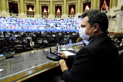 Presupuesto 2022 y FMI: el Gobierno apura las negociaciones en la Cámara baja
