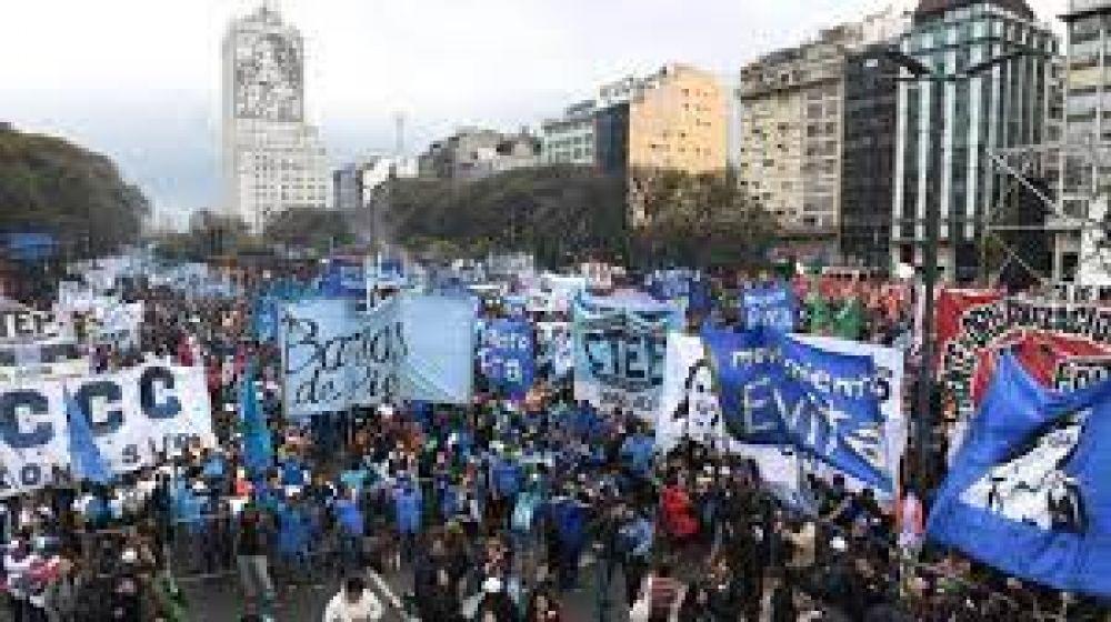 PASO 2021: los movimientos sociales piden