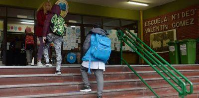 """Coronavirus en las escuelas porteñas: hay menos casos, pero más burbujas aisladas por """"chicos con mocos"""""""