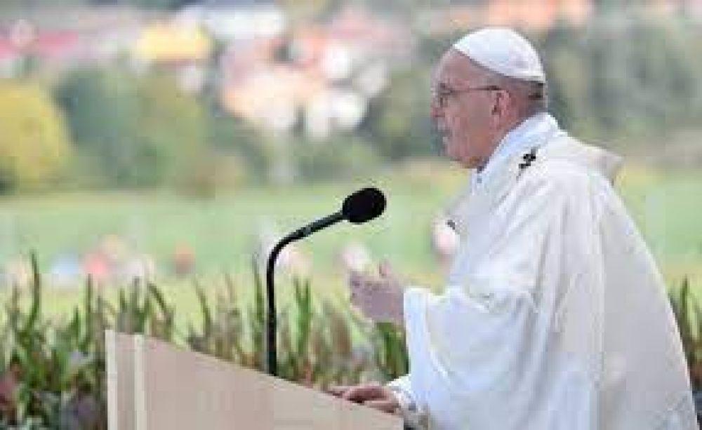 Homilía del Papa Francisco en la Misa en el día de Nuestra Señora de los Dolores