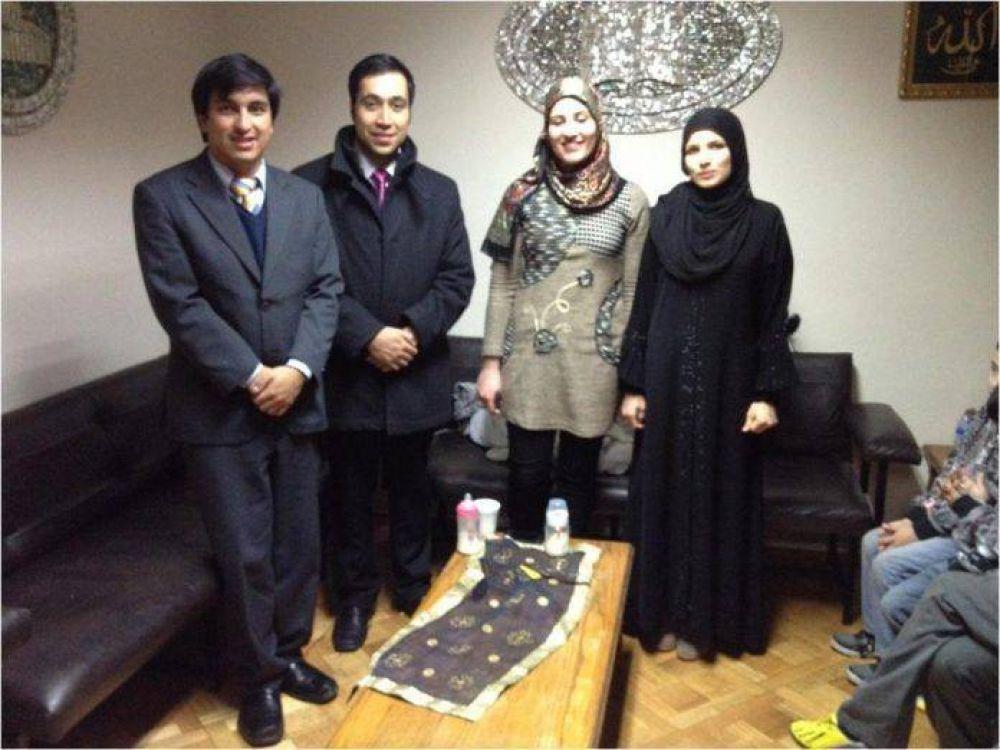 La comunidad musulmana de Chile