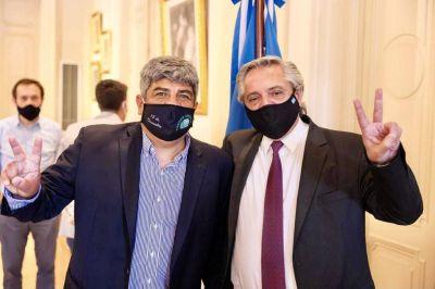 Pablo Moyano acusó a la oposición y los medios de desestabilizadores y avisó: «Vamos a acompañar y estar al lado del gobierno hasta las últimas consecuencias»