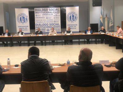 Intenso debate en la CGT por la crisis política y comunicado en respaldo a las «instituciones democráticas», los «derechos laborales» y al presidente