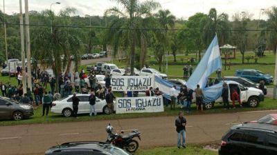 Advierten que la crisis del Gobierno nacional dificulta gestiones por la apertura del puente en Iguazú por falta de interlocutores